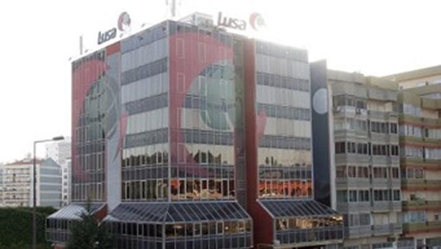 Edifício da Lusa em Lisboa