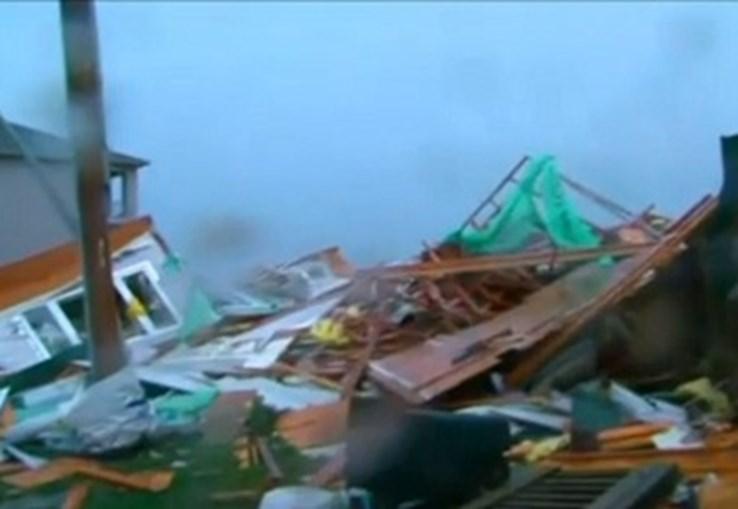 tornados, matam, mais, dois, estados, unidos