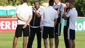"Jorge Jesus: ""O Benfica valorizou-me"""