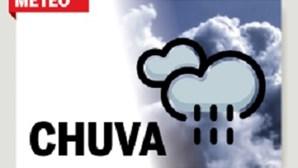 Chuva de norte a sul do País esta semana
