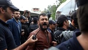 Detidos trabalhadores de companhia mineira turca