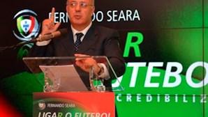 Fernando Seara avança na Liga sem apoio da Luz
