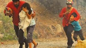 Heróis CM: Bombeiros salvam crianças na Serra do Caramulo