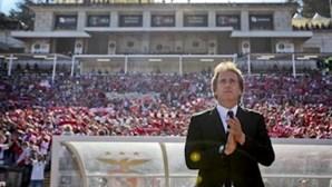 FC Porto quer Jesus fora do Benfica