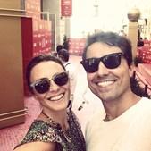 Ricardo Pereira e Sofia Cerveira já estão preparados para mais uma edição dos Globos de Ouro