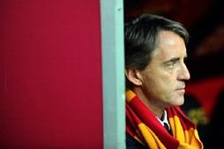 3º lugar: Roberto Mancini, treinador do Galatasaray, recebe oito milhões de euros por época