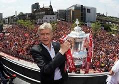 5º lugar: Arsène Wenger, treinador do Arsenal, recebe sete milhões de euros por época
