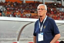7º lugar: Marcello Lippi, treinador do Ghuangzou, recebe seis milhões de euros