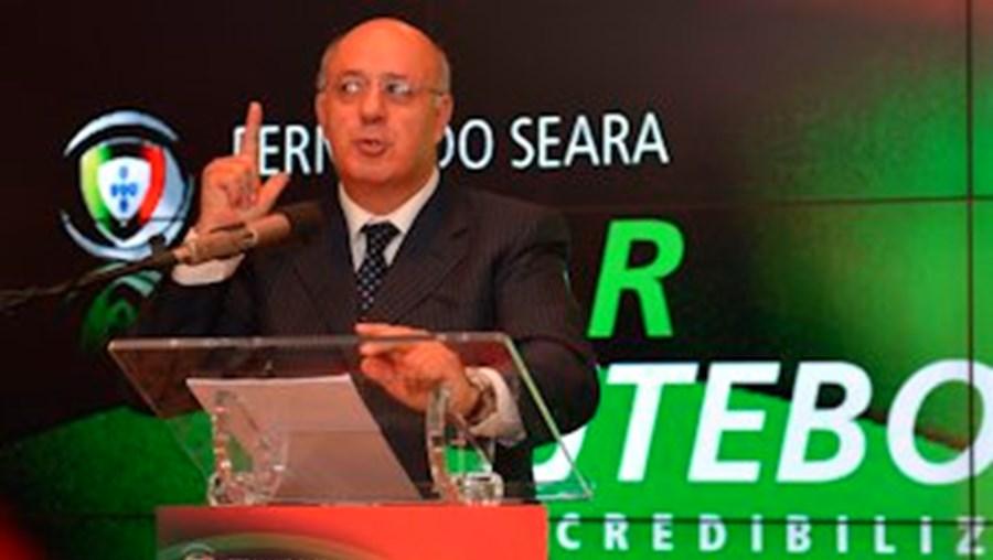 Fernando Seara já contará com o apoio de Joaquim Oliveira