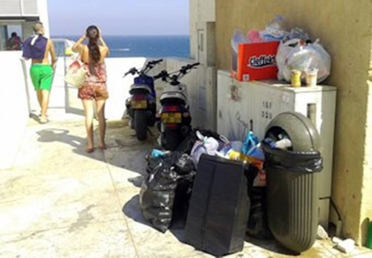 Algar quer acabar com o acumular de lixo nas ruas durante o período em que a população triplica