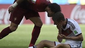 Pepe punido com um jogo de suspensão