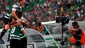 Televisão do Sporting espera por autorização