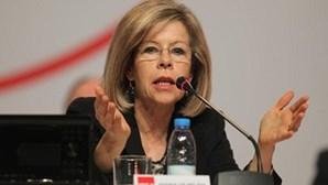 Maria de Belém recusa congresso e diretas no PS