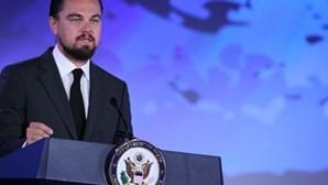 DiCaprio doa 7 milhões para proteger oceanos