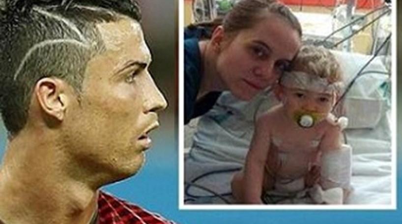 Mae Desmente Que Corte De Cabelo De Ronaldo Seja Em Homenagem Ao