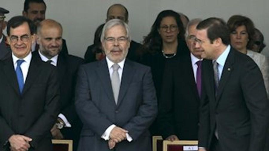 O organismo liderado por Joaquim de Sousa Ribeiro, ao centro, rejeitou pedido do Governo