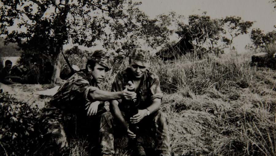 A minha guerra, Arnaldo Soares, Angola, Ultramar, Guerra colonial