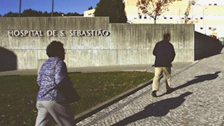 Corpo foi autopsiado no Hospital de Santa Maria da Feira