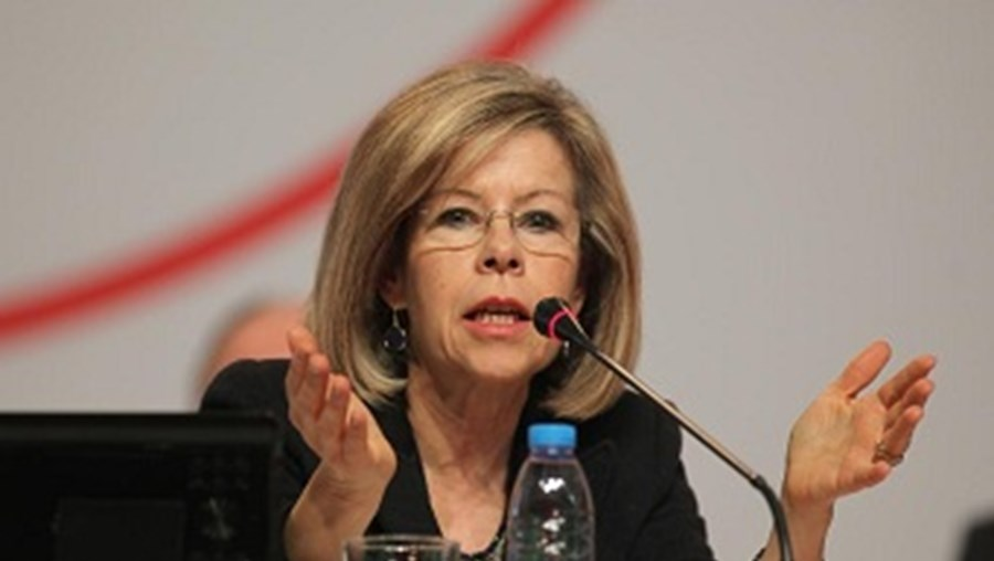 Maria de Belém, presidente do PS