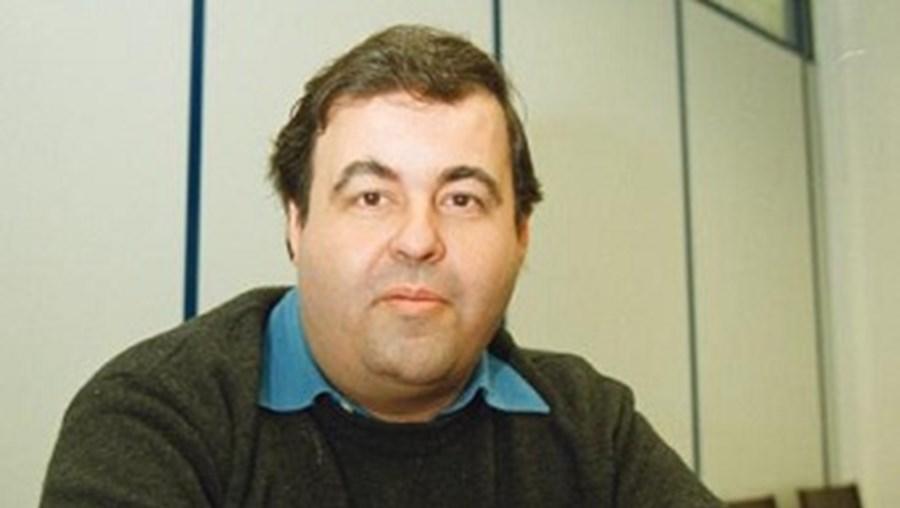 Jornalista Miguel Gaspar