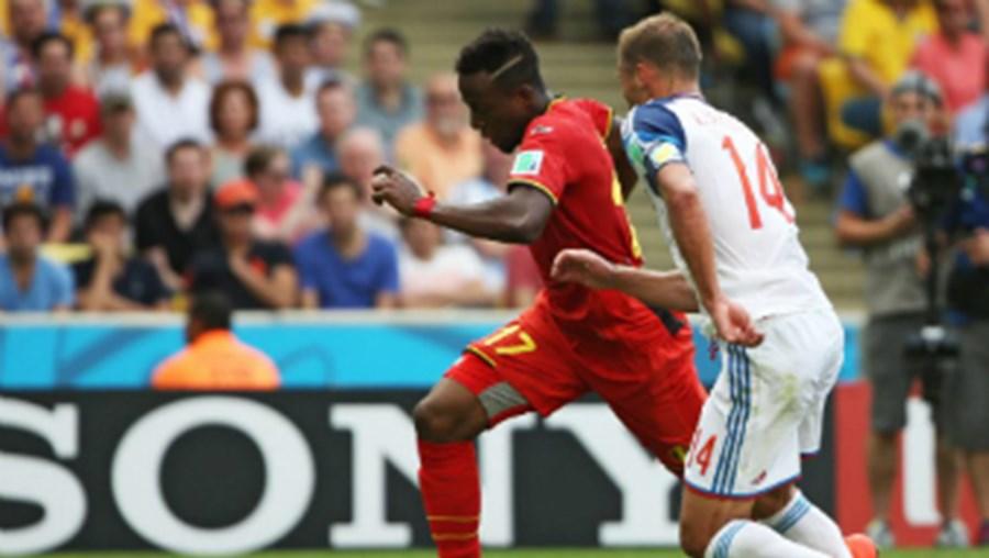 Origi marcou o único golo da partida