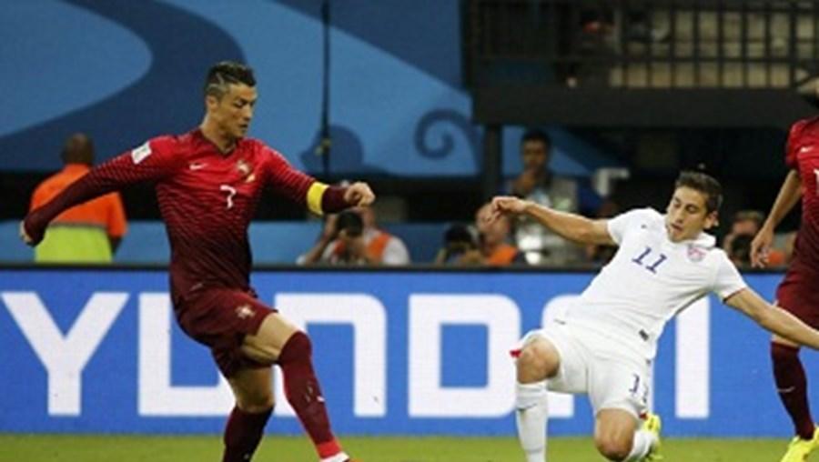 Depois do Mundial 2002, na Coreia do Sul e Japão, os EUA voltaram a dificultar as contas de Portugal