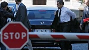 Sarkozy arrisca  5 anos de cadeia