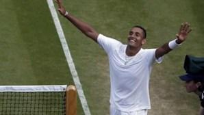 Nadal derrotado em Wimbledon por jovem de 19 anos