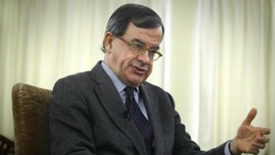 Guilherme D'Oliveira Martins é o presidente do Tribunal de Contas