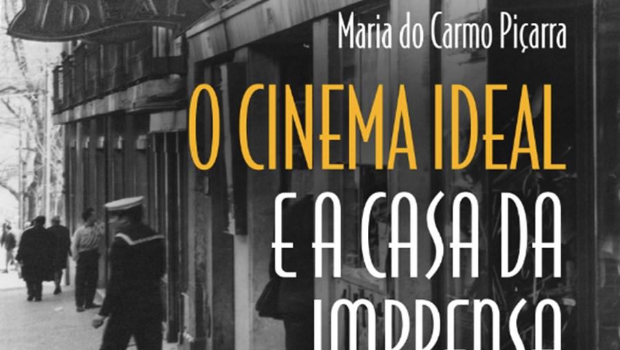 Pormenor da capa do novo livro de Maria do Carmo Piçarra, que resulta de um desafio lançado pela Casa da Imprensa e pela Midas