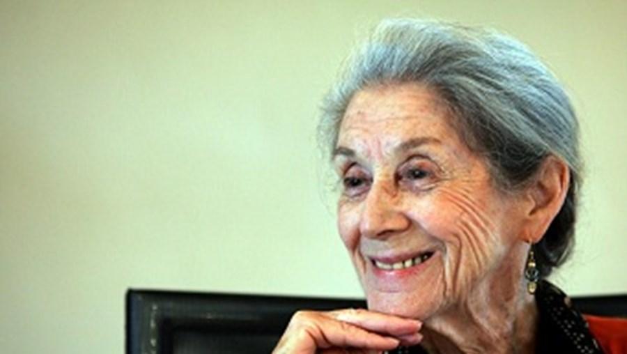 Nadine Gordimer recebeu o prémio em 1991
