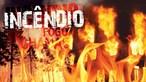 Incêndio no Pinhal Novo faz ferido ligeiro