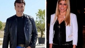 Tony no Algarve com a mulher após anunciar separação