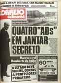 1983: CM na primeira linha da informação