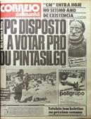 1985: comunista Caros Brito indica o caminho