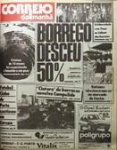 1987: o preço da carne de borrego cai em flecha