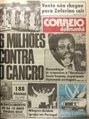 1989: casos de cancro estavam a aumentar