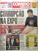 2002: suspeitas em torno dos negócios da Expo