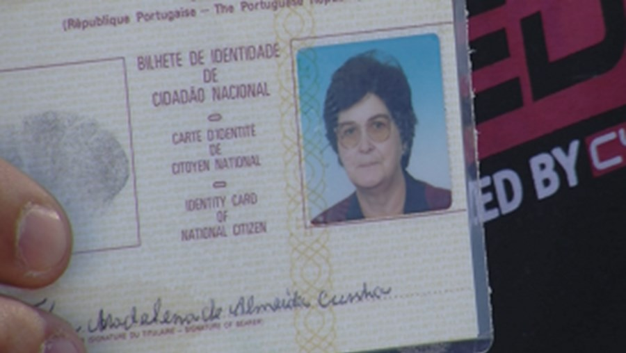 Altinha Cunha estava a passar férias na aldeia de Pombal