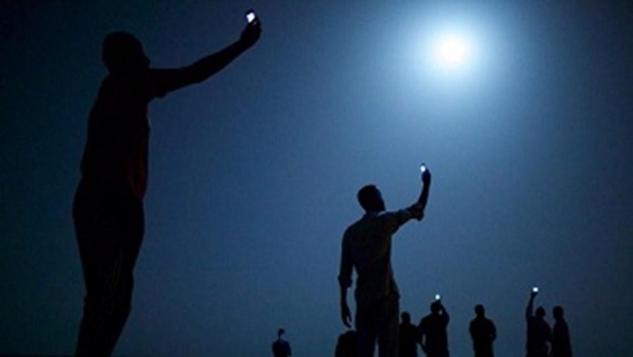 Trabalho do fotógrafo norte-americano John Stanmeyer foi eleito a foto do ano do 'World Press Photo' em 2013