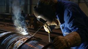 Metalurgia e metalomecânica devem exportar mais 10% em 2021 para cerca de 19.000 milhões de euros