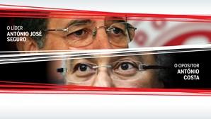 Debate Seguro vs Costa: Acusações mútuas