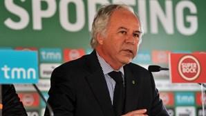 """""""Não tem dimensão nem cabeça para o Sporting"""""""