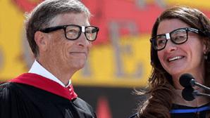Bill Gates divide fortuna de 102 mil milhões de euros com Melinda