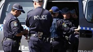 Ação policial australiana motivada por apelo de 'jihadista'