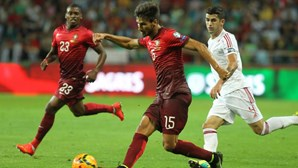 Portugal mantém 11.º lugar no 'ranking' da FIFA