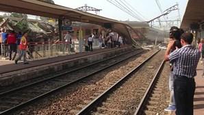 Empresa de caminhos de ferro acusada em acidente mortal