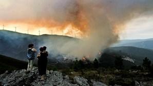2014 foi o ano com menos fogos na última década