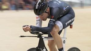 Ciclista Jens Voigt bate recorde do Mundo da hora