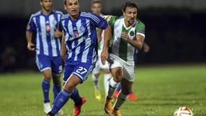 Rio Ave perde em casa por 3-0 com Dínamo de Kiev